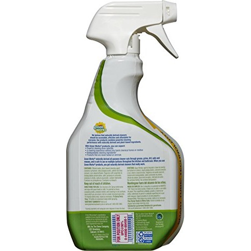 Healthy Living Nutritional Therapy Green Works All Purpose Cleaner