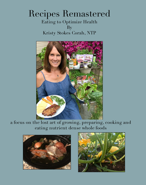 Recipes Remastered Kristy Corah